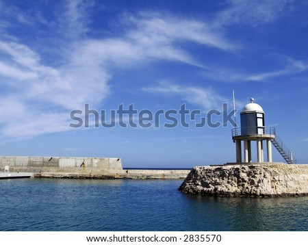 Harbor Series - images depicting varios details and scenics around the Mediterranean coastline harbors
