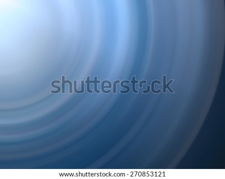 hard blurred and abstract light blue background picture - stock photo