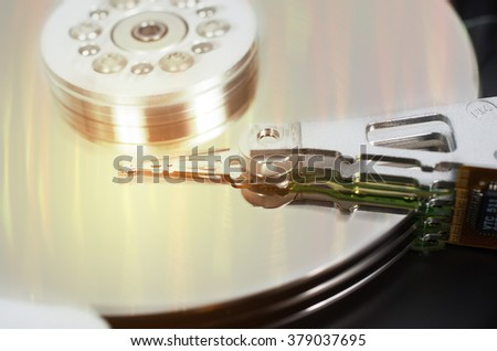 Hard drive motor seizure is the worst data recovery