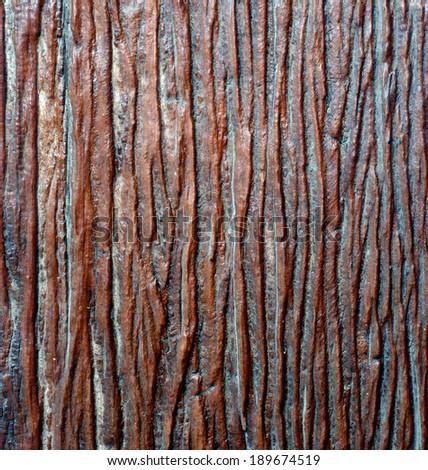 Hard wood texture. - stock photo