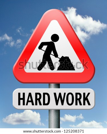 working job
