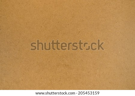 Hardboard Smoothside Background Texture