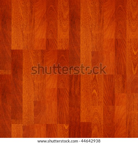 hardwood floor background image - stock photo