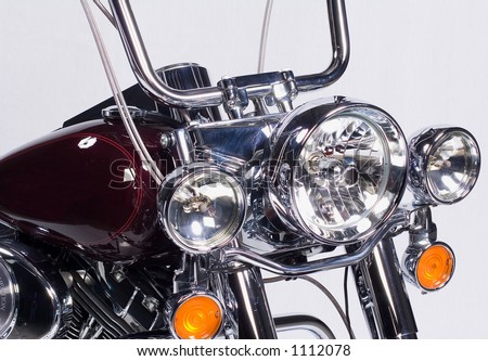 Harley-Davidson - stock photo