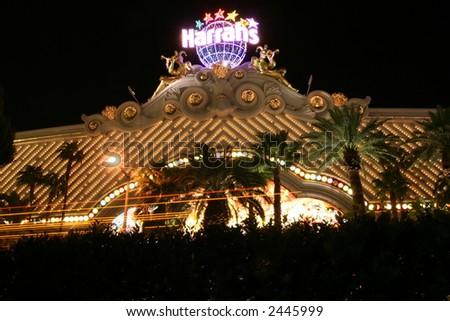 Harrah's Resort and Casino - stock photo