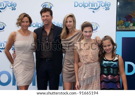 Harry Connick Jr Daughters Harry connick jr.