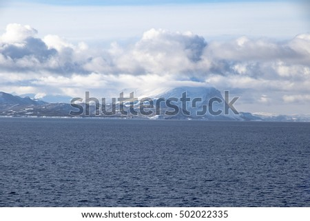 Harstad is the second-most populated municipality in Troms county, Norway