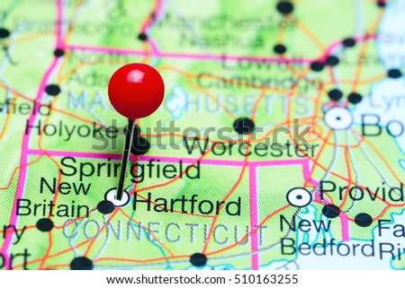 Connecticut Map Stock Images RoyaltyFree Images Vectors - Connecticut in usa map