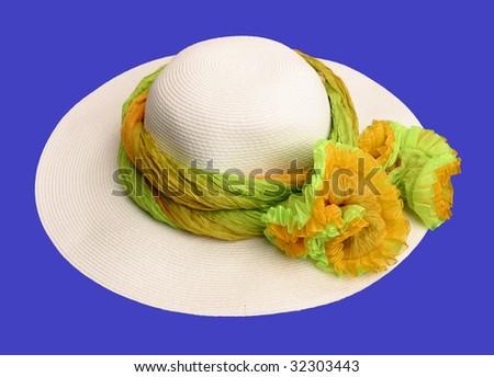 hat - stock photo