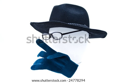 Hat and glove