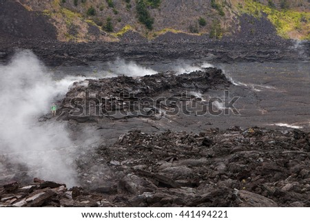 Hawaii Volcanoes National Park United States of America