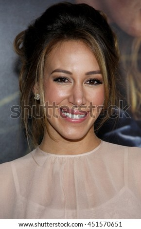 Haylie Duff at the World premiere of 'Dear John' held at the Grauman's Chinese Theater in Hollywood, USA on February 1, 2010.