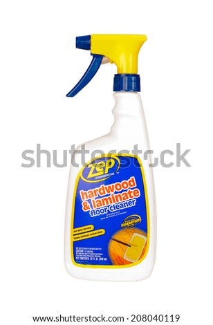 Hayward, CA   July 29, 2014: 32 Fl Oz Spray Bottle Of ZEP