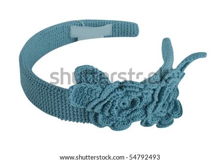 headband hair - stock photo