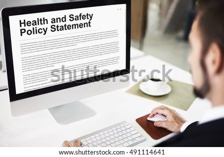 Health And Safety Policy Stock Images RoyaltyFree Images