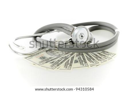 Health care price concept - stock photo