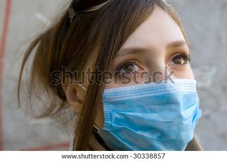 Health hazard - stock photo