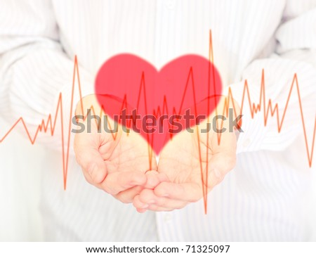 Health insurance concept. - stock photo