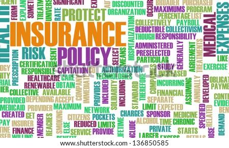 Health Insurance Plan - stock photo
