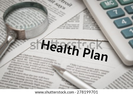 health plan for healthy living