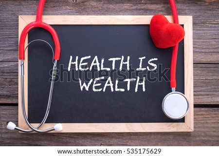 Health is Wealth Essay for class 5 378 words, Creative.