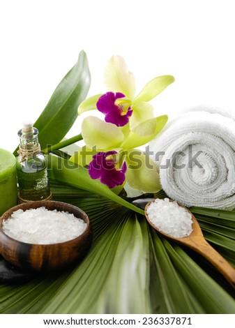 health spa - stock photo