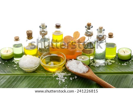 health spa  - stock photo