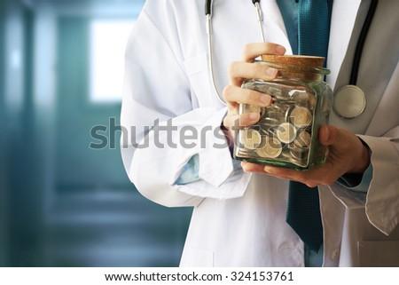Healthcare And Medicine.  - stock photo