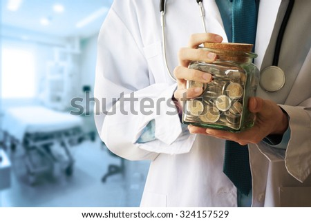 Healthcare And Medicine.  - stock photo