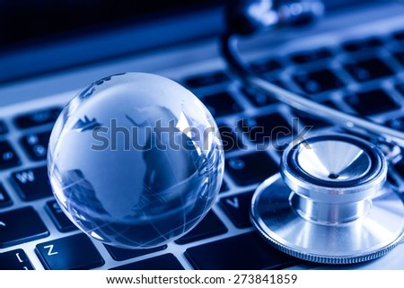 Healthcare And Medicine, Technology, Repairing. - stock photo