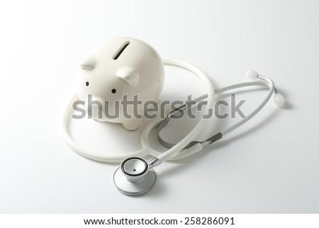 Healthcare asset Diagnostics - stock photo
