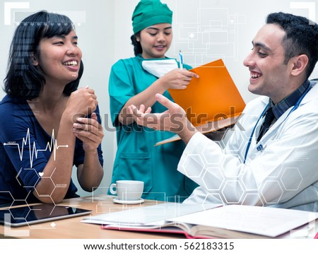 conversation between a doctor and patient From a medical consultation to a written text i transcribing the doctor-patient dialogue the academic study of natural conversation is.