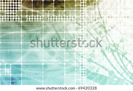 Healthcare Science Industry - stock photo