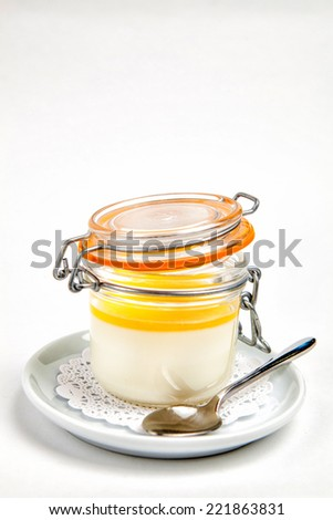 Healthy and tasty food - stock photo