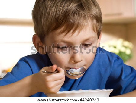 Healthy appetite - stock photo