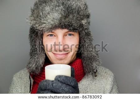 healthy cold season - stock photo