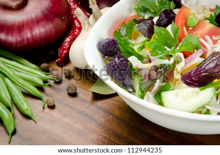 healthy eating - stock photo