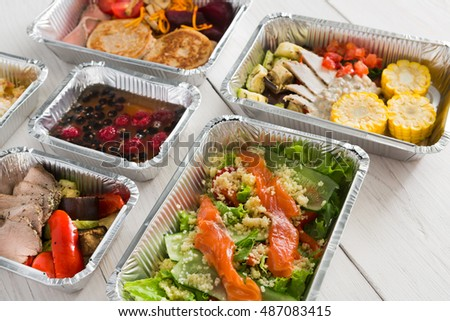 Rations stock images royalty free images vectors for Fish and veggie diet