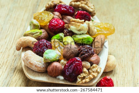 dried fruit healthy tempted by the fruit of another