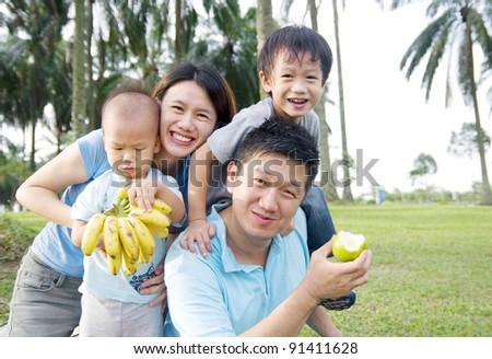 Healthy lifestyle - stock photo