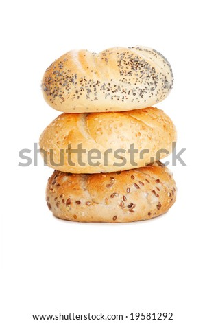 heap of bakery products