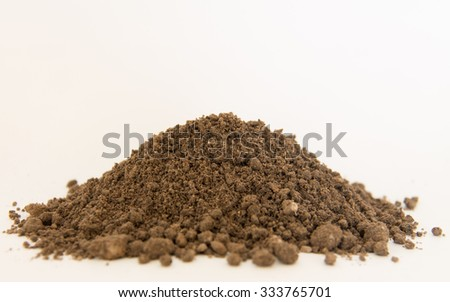 Heap of dirt