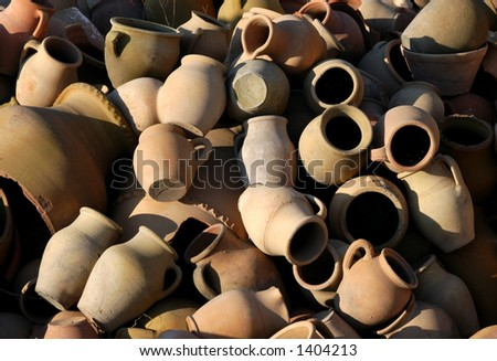 Broken Pottery Stock Photos Images Amp Pictures Shutterstock