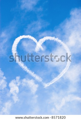 Heart and Sky