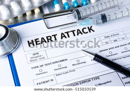 HEART ATTACK disease symptoms, medical Heart Attack Signs and Symptoms