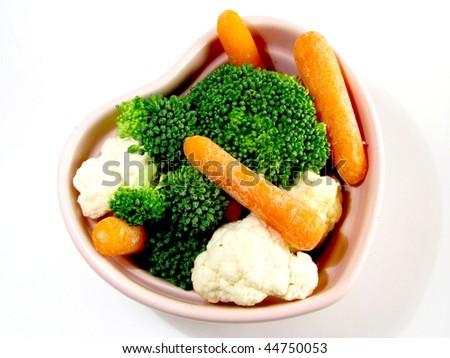 Heart Healthy Eating - stock photo