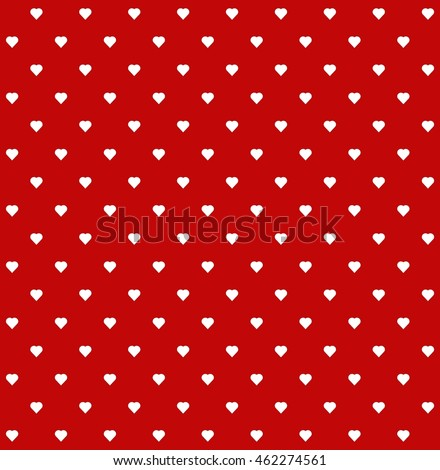 heart pattern seamless background