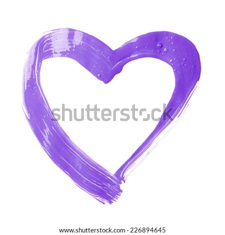 Dating a purple heart