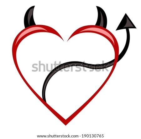 heart valentine - stock photo