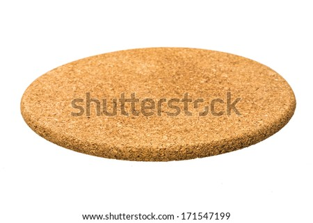 Heat cork isolated